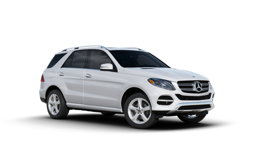 2018 Mercedes-Benz GLE in Polar White