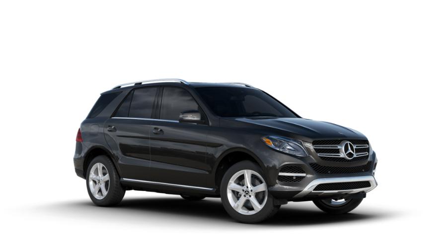 2018 Mercedes-Benz GLE in Obsidian Black Metallic