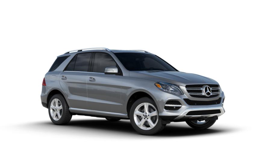 2018 Mercedes-Benz GLE in Iridium Silver Metallic