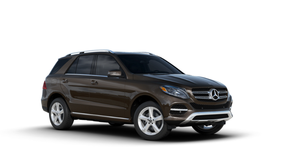 Color options for the 2018 mercedes benz gle for Mercedes benz options