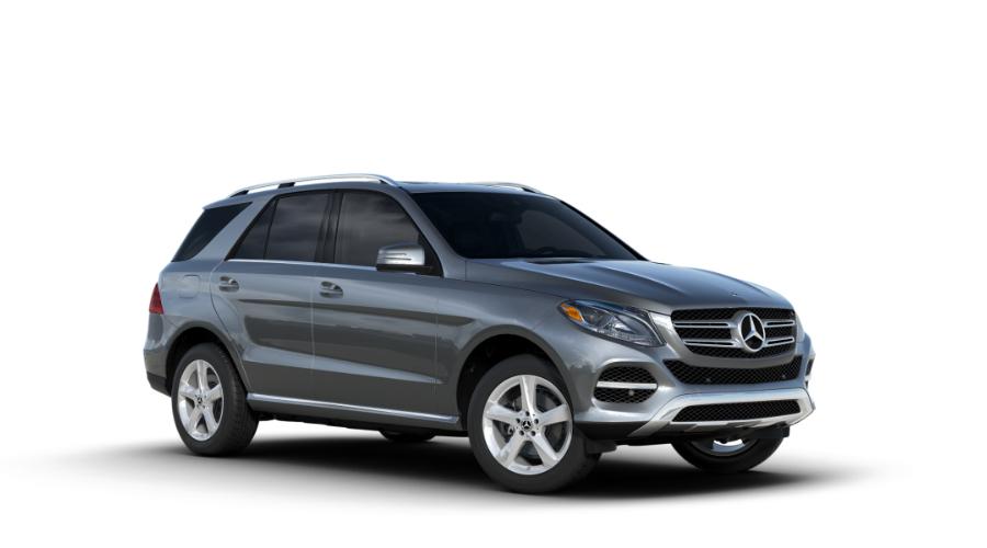 2018 Mercedes-Benz GLE in Selenite Grey Metallic