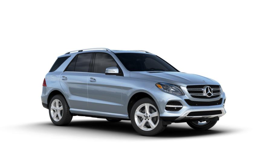 2018 Mercedes-Benz GLE in Diamond Silver Metallic