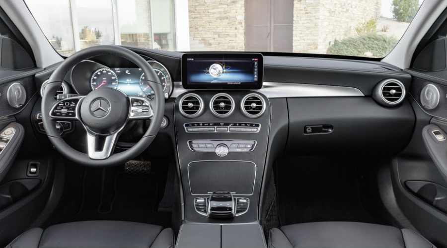What S New In The 2019 Mercedes Benz C Class