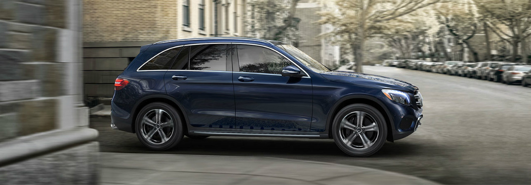 Color options for the 2018 mercedes benz glc suv for Mercedes benz house of imports service