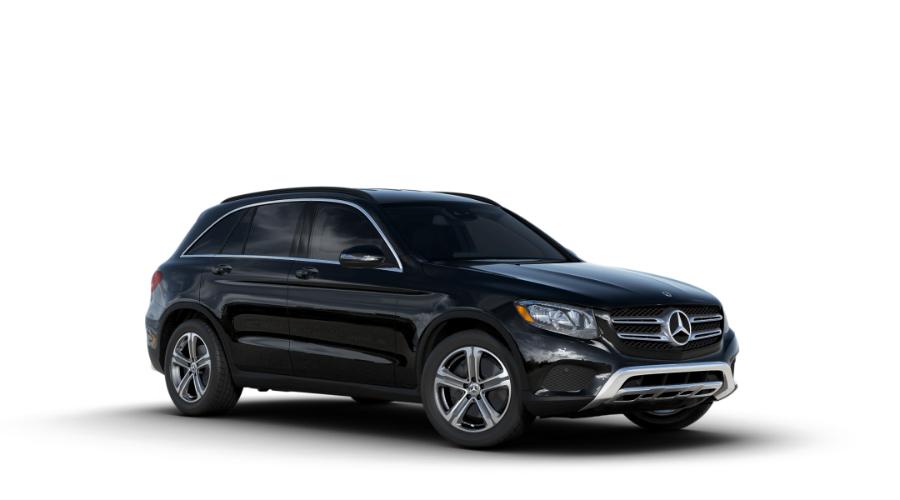 2018 Mercedes-Benz GLC in Black