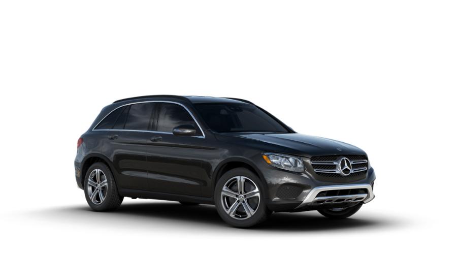 2018 Mercedes-Benz GLC in Obsidian Black Metallic