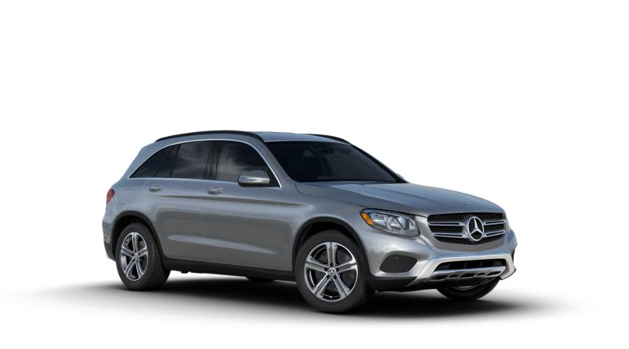 2018 Mercedes-Benz GLC in Iridium Silver Metallic