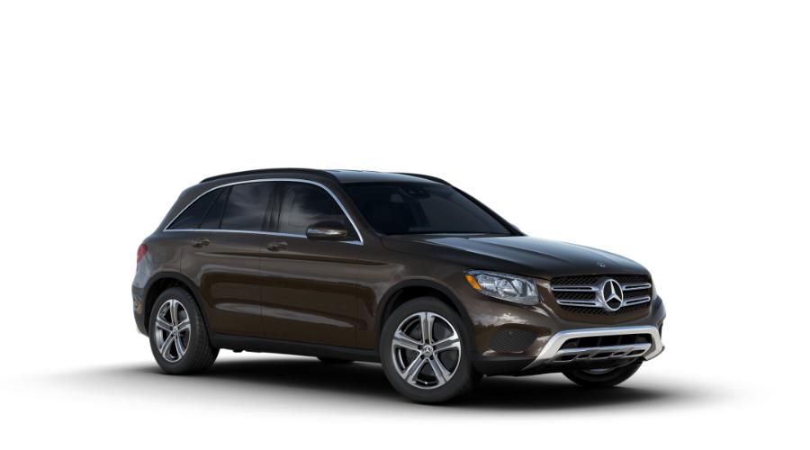 2018 Mercedes-Benz GLC in Dakota Brown Metallic