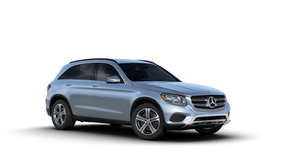 2018 Mercedes-Benz GLC in Diamond Silver Metallic