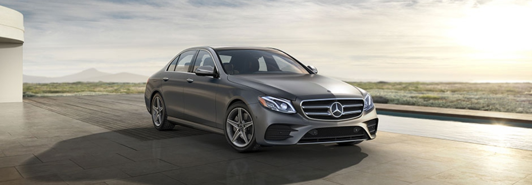 What Colors Does The 2018 Mercedes Benz E Class Come In