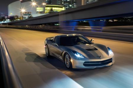 Louis To Le Mans Exhibit At National Corvette Museum