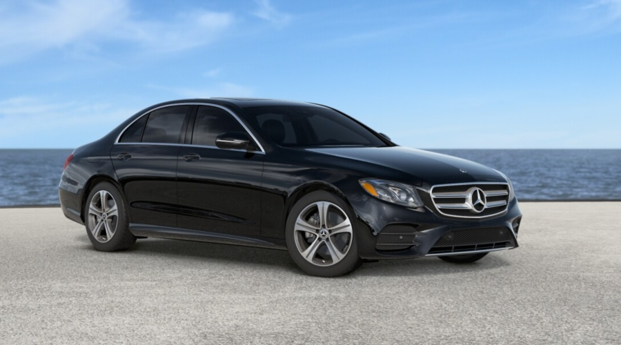 2019 Mercedes-Benz E-Class in Black