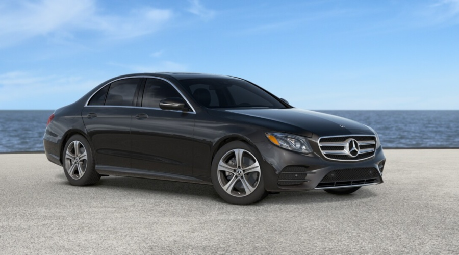 2019 Mercedes-Benz E-Class in Obsidian Black metallic
