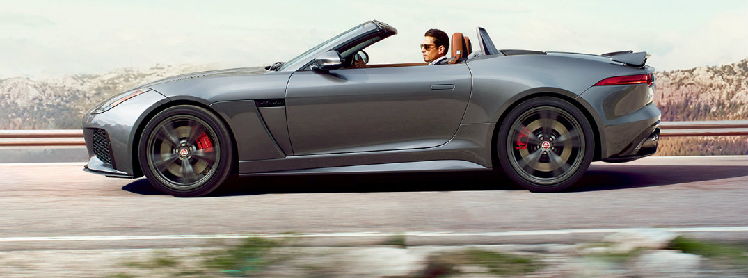 ... 2017 Jaguar F TYPE Engine Specifications And Top Speed