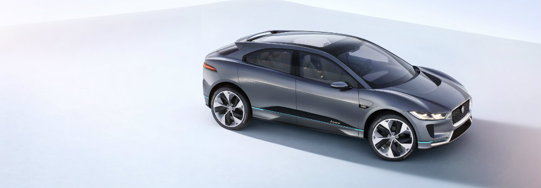 Jaguar I PACE Power System
