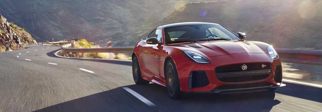 ... Video Of The 2018 Jaguar F TYPE