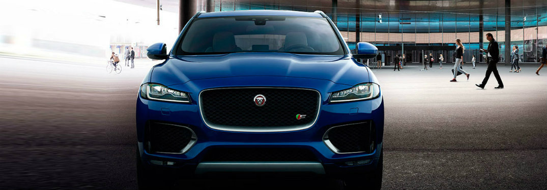 Lovely ... 2017 Jaguar F PACE Engine Options And Performance
