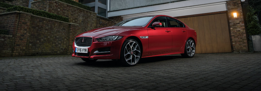 Attractive ... 2018 Jaguar XE Trim Levels And Features