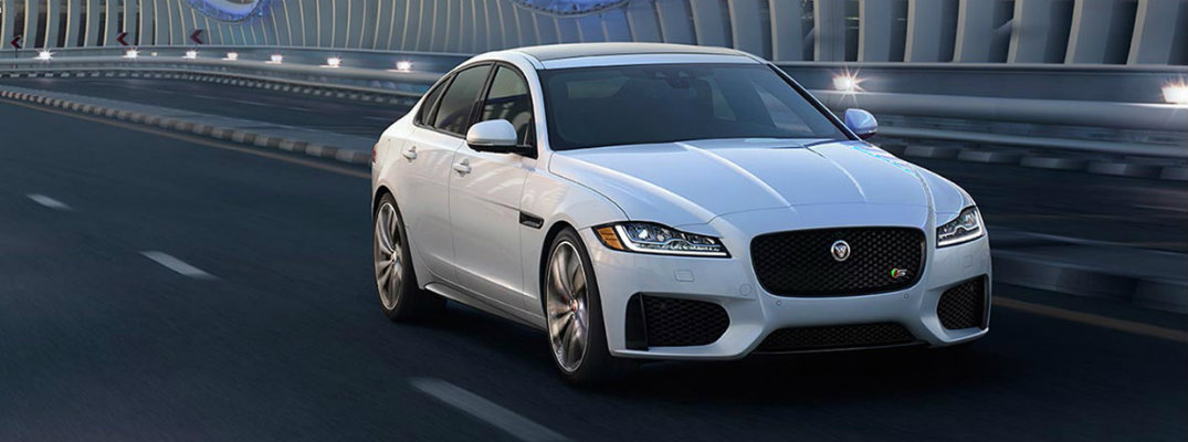 2017 Jaguar XF Horsepower and Performance