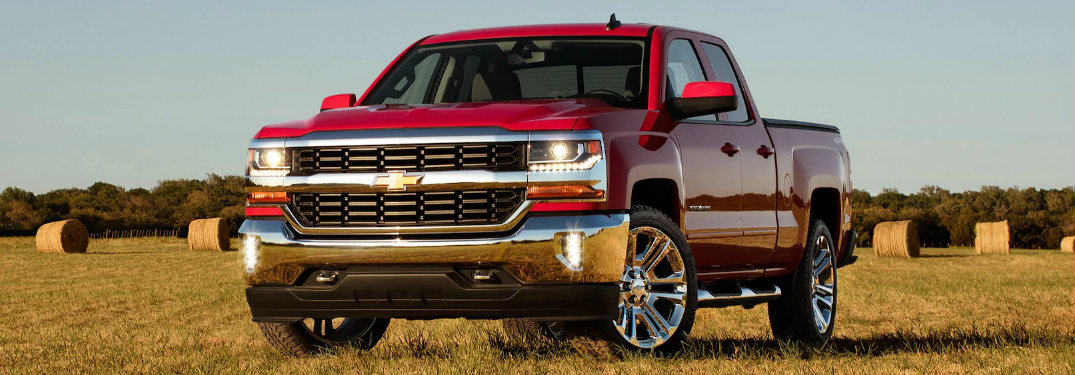 Red 2019 Chevrolet Silverado HD