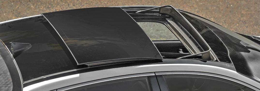 kia optima sun roof