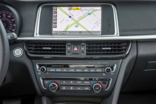 2019 Kia Optima Dashboard Controls O Garden Grove Kia