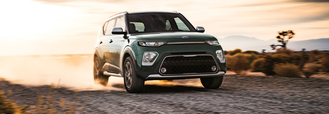 2021 Kia Soul Accessories Available