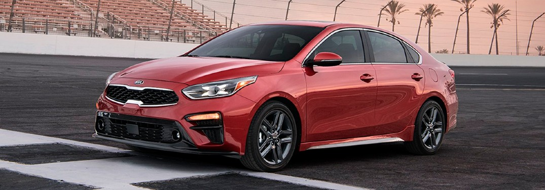 How Far Can You Drive in a 2020 Kia Forte?