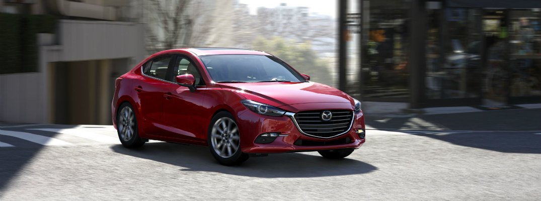 2017 Mazda3 Colour Options