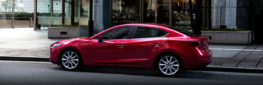 2017 Mazda3 Performance Capabilities