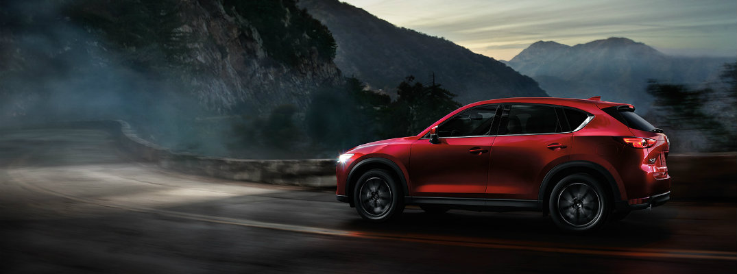 2017 Mazda CX-5 Best Family Crossover