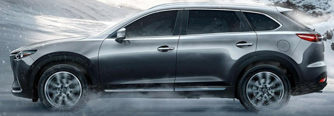 2017 Mazda CX-9 named IIHS Top Safety Pick Plus