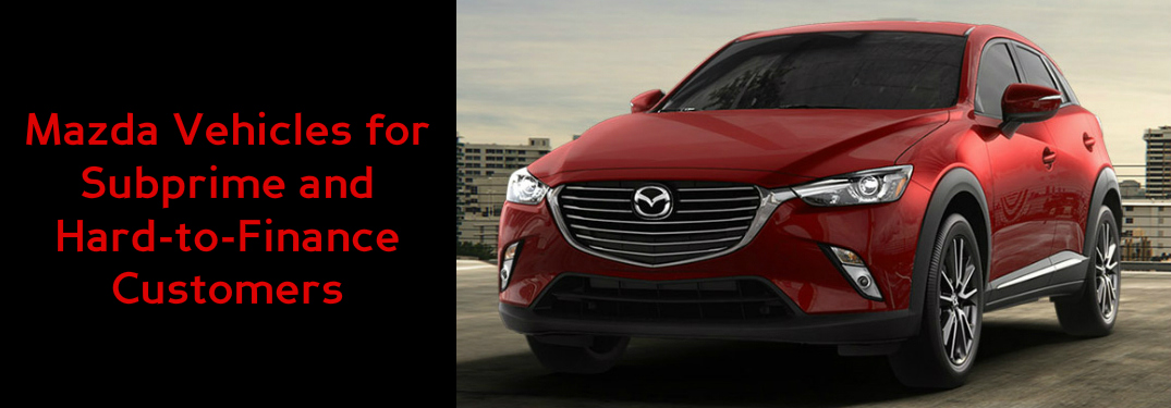 Milestone Mazda Welcomes Mazda Shoppers with Poor Credit