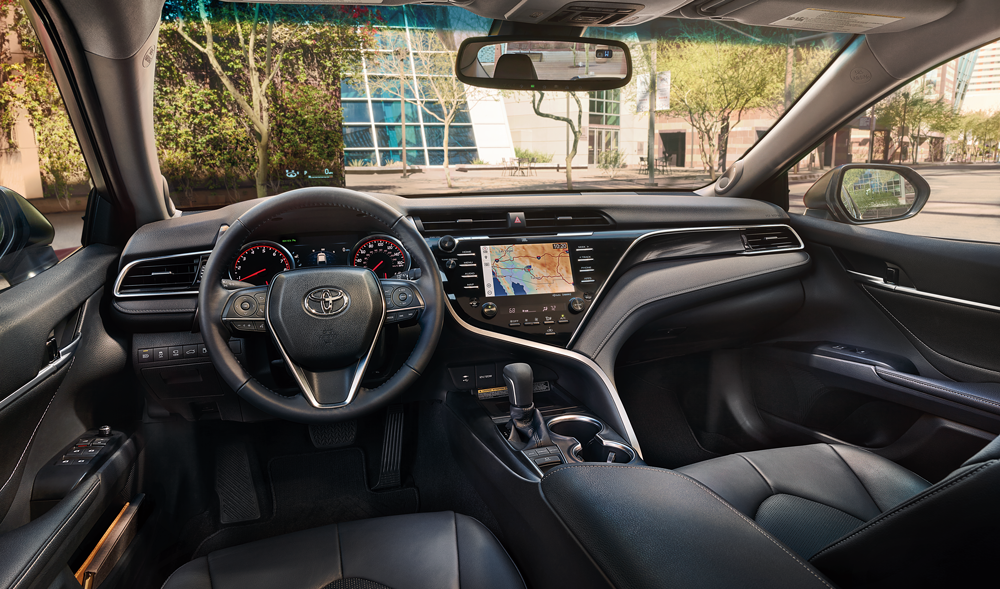 New Toyota Cars Offer Cutting-Edge Technology