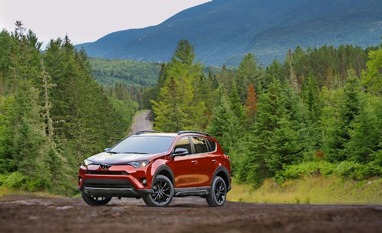 Why Pick a Toyota SUV?