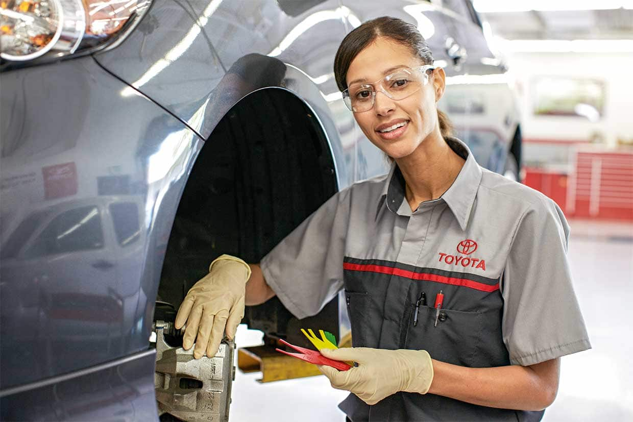 Toyota South is Celebrating National Car Care Month