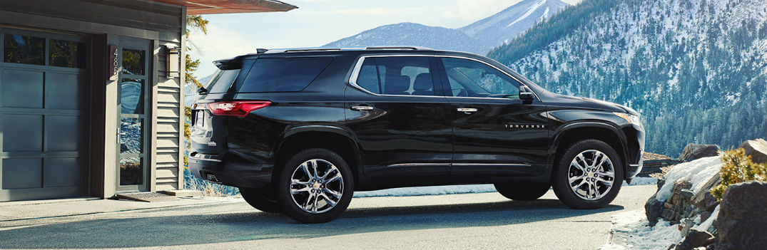 2018 chevy traverse technology features and comfort options. Black Bedroom Furniture Sets. Home Design Ideas
