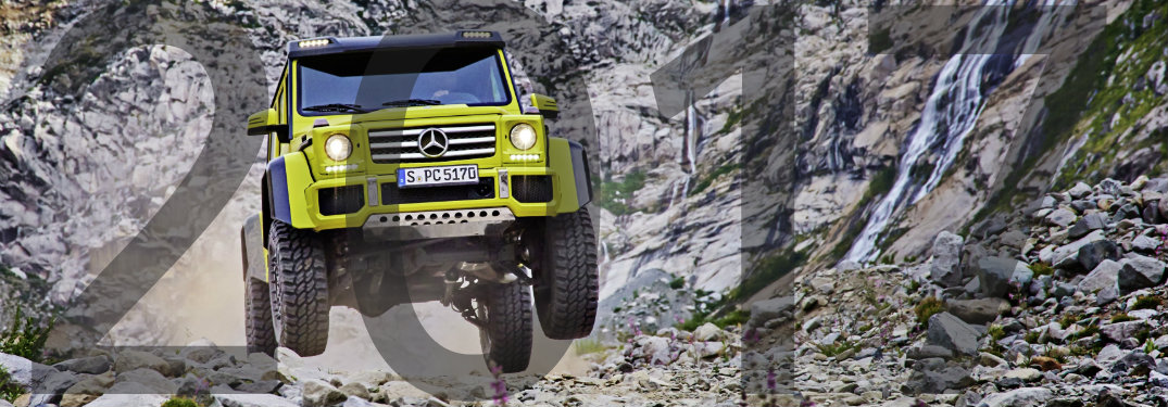 features 2-17 Mercedes-Benz G550 4x4