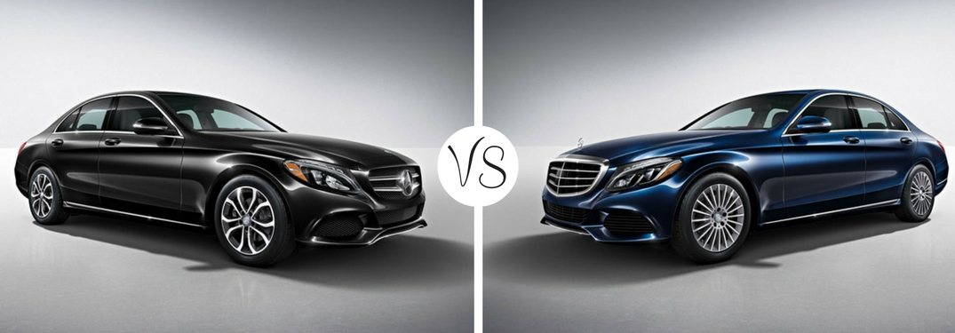 difference between Mercedes c300 and c300 4MATIC
