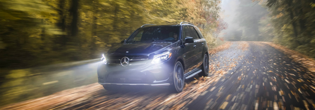 new 2017 Mercedes-AMG GLE43 release