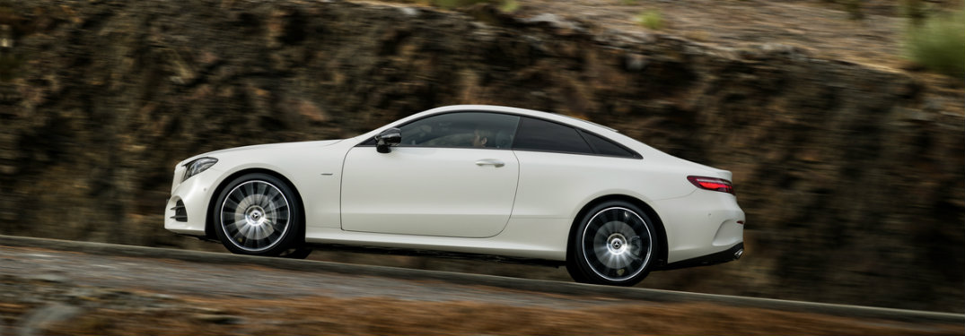Get Ready for the New Mercedes-Benz E-Class Coupe