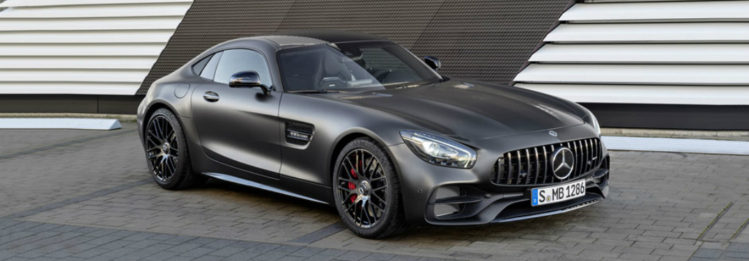 MercedesBenz AMG GT C Debuts At Chicago Auto Show - Mercedes car show 2018