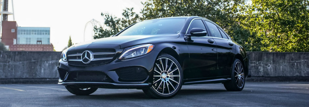 Color Options for the 2017 Mercedes-Benz C-Class