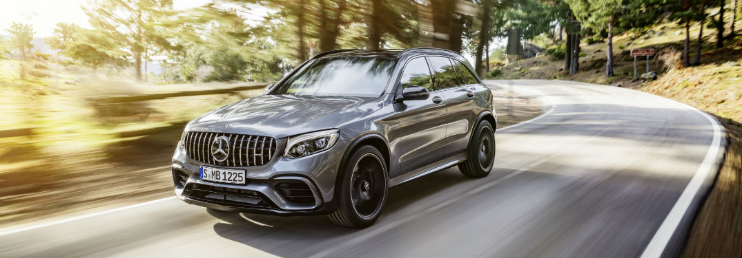 How Powerful is the 2018 Mercedes-AMG GLC63 SUV?