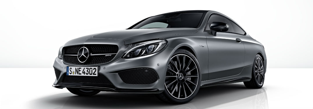 What New Mercedes-Benz C-Class Special Editions are Available?