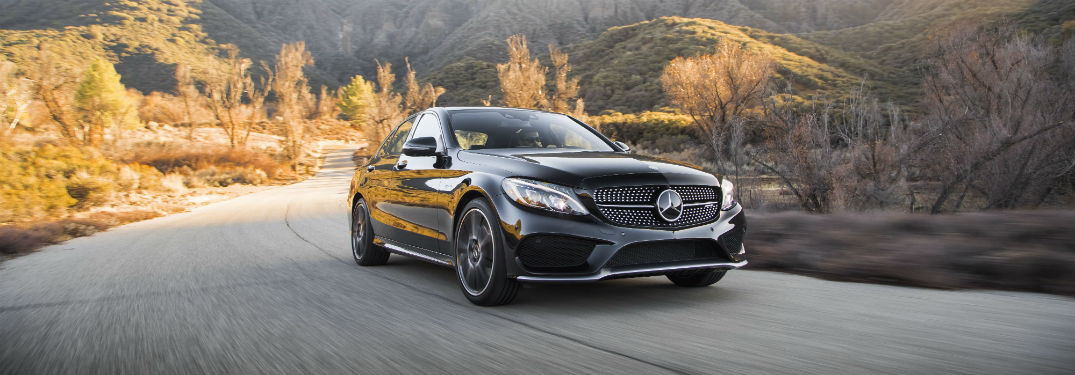 How Powerful and Efficient is the New Mercedes-Benz C-Class Sedan Lineup?