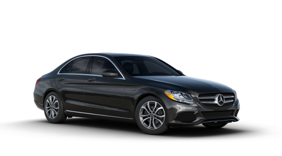 2018 Mercedes-Benz C-Class in Obsidian Black Metallic