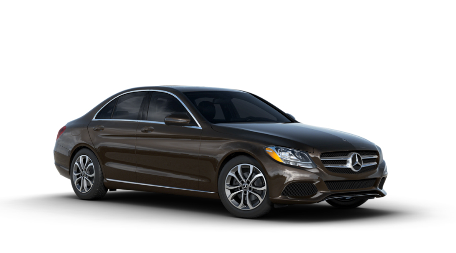 2018 Mercedes-Benz C-Class in Dakota Brown Metallic
