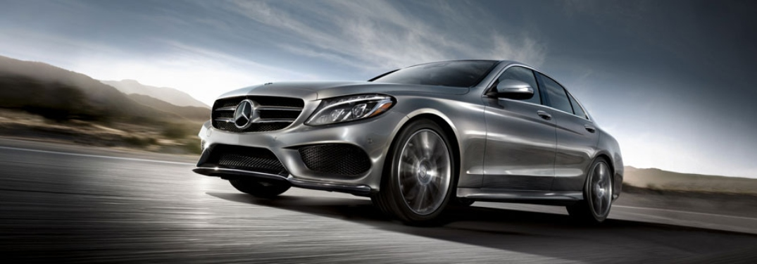 Photo Gallery of Exterior Color Choices for new C-Class