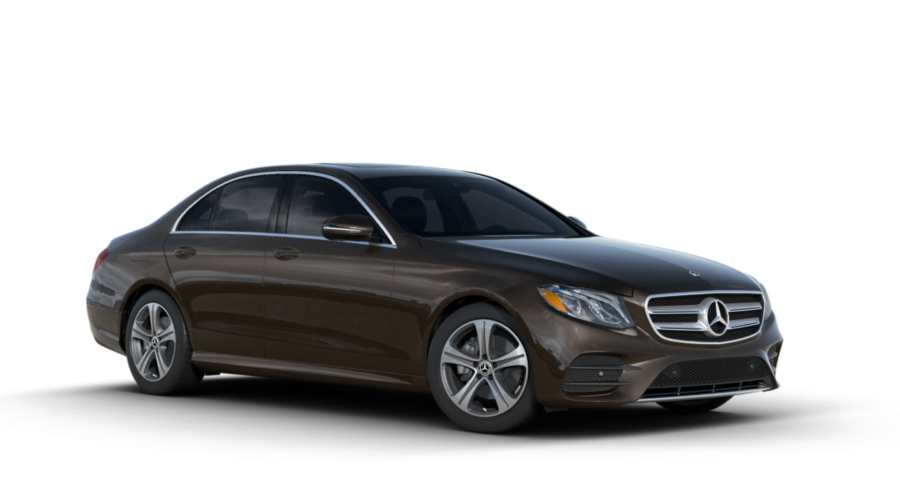 2018 Mercedes-Benz E-Class in Dakota Brown Metallic